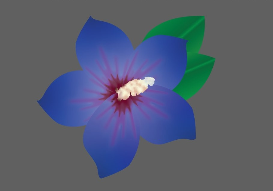 School Project - A-Z Flowers - Hibiscus